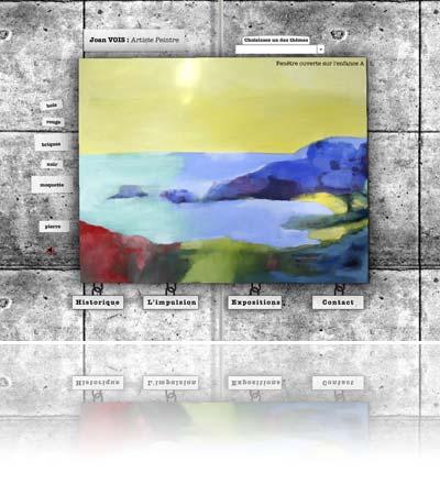 Joan Vois : Artiste Peintre