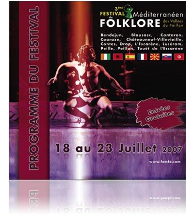 Femfo Programme 2007