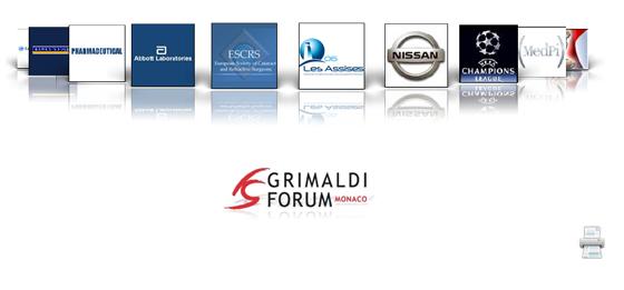 Témoignages du Grimaldi Forum